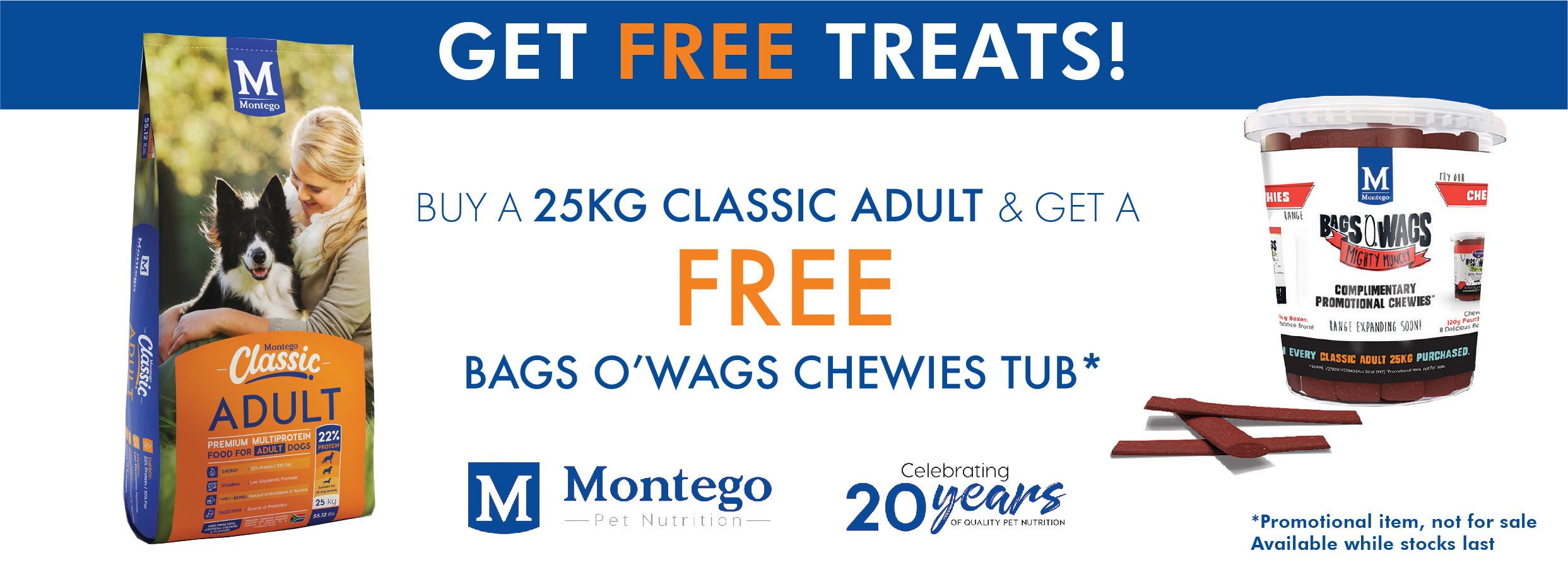 Montego Treat Free